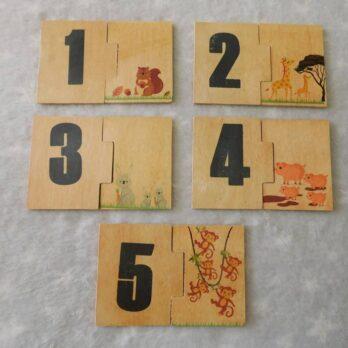 Juego de Asociación x15 piezas